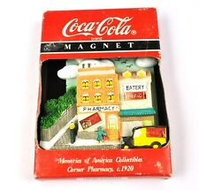 Coca-Cola Coke USA Magnet Kühlschrankmagnet Fridge Magnet - Pharmacy Apotheke