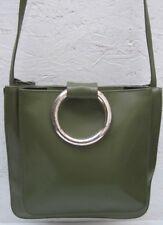 Authentique sac à main Sequoia cuir vintage bag