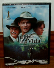 EL RIO DE LA VIDA DVD NUEVO PRECINTADO DRAMA BRAD PITT TOM SKERRITT (SIN ABRIR)