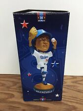 Fernando Valenzuela ~ 2006 Los Angeles Dodgers STADIUM PROMO Bobblehead SGA