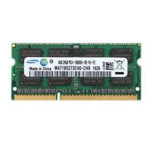 Für Samsung 4GB 2RX8 DDR3 1333MHz PC3-10600S 204PIN SODIMM Laptop RAM Speicher #