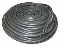"New 100 Ft. Roll Of 5/16"" Black Radiator Overflow Tubing Hose"