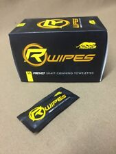 R Wipes for Predator REVO or BK-R Pool Cue Shaft Cleaning - 50 Towelette Box