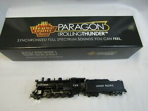 BROADWAY LIMITED 5536 HO UNION PACIFIC 2-8-0  DCC, SOUND,SMOKE NOT WORKING #248