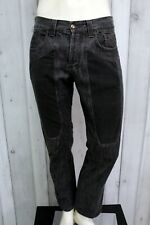 JECKERSON Jeans Uomo Taglia 31 / 45 Pantalone Regular Cotone Pants Men Man Italy