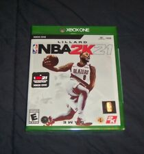 NBA 2K21 (Microsoft Xbox One) - Brand New! Sealed!