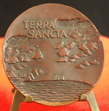 Médaille TERRE SAINTE Medal :ISRAEL TU AIMERAS TON PROCHAIN COMME TOI MEME