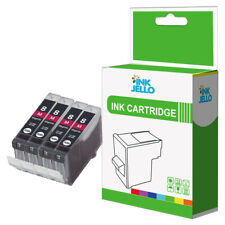 NON-OEM 4 Magenta Ink Cartridge for Canon CLI-8M Pixma MP500 MP510 MP520 MP530
