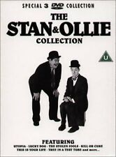Laurel And Hardy - The Stan And Ollie Collection (DVD)