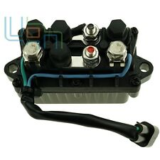 New TRIM RELAY (2 pins) for Yamaha F150 & 250 40-90HP OUTBOARD 63P-81950-00-00