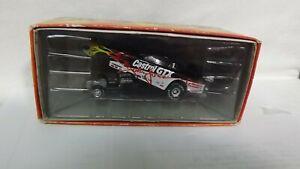 Action 1996 Pontiac Funny Car John Force Castrol 6 Time Winston NHRA Champion