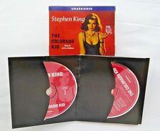 The Colorado Kid by Stephen King 2005 CD Unabridged Jeffrey DeMunn Audio