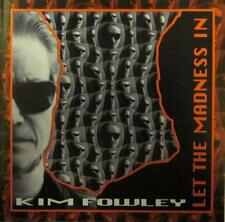 Kim Fowley(CD Album)Let The Madness In-Receiver-RRCD203-UK-1995-New
