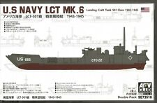 AFV CLUB US Navy LCT MK. 6, Landing Craft Tank, 501 Class 1943-45 in 1/350 73518