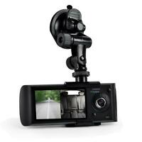 Pyle PLDVRCAMG36 Dual HD Dash Cam, Hi-Res 1080p DVR Camera w Video Recording