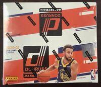 2020-21 Panini DONRUSS Retail Basketball 24 pack Box - New Sealed - Auto - RC
