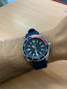 *SALE!* Seiko Samurai SRPB53K1 Prospex pepsi blue 200m Diver's watch
