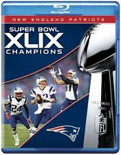 Nfl Super Bowl Champions Xlix (2015, REGION A Blu-ray New)