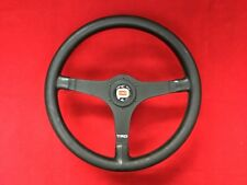 Toyota Racing Development Steering Wheel 360mm TRD Starlet Original VERY RARE