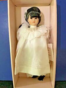 LIng Ling  Porcelain LE  Asian Doll by Pauline Bjonness Jacobsen1986 In Box
