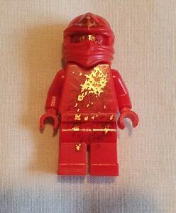Lego 9591 Ninjago NRG Kai NRG Minifigure njo055