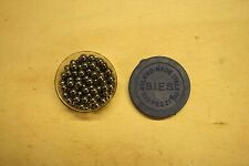 Bicycle parts Ball Bearing S.I.E.S. Milano, Size 7/32, 100 Units; NOS