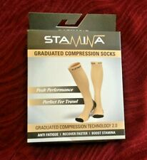 Physix Gear Stamina Graduated Compression Socks 1 Pair S/M
