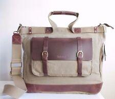 Buckle Canvas Messenger & Cross Body Handbags