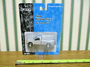 Grey Ford Dually Pickup By Ertl 1/64th Scale