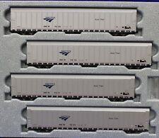 KATO 1065505 N Scale Autorack Amtrak Auto Train 4 Car Set #3 106-5505 - New