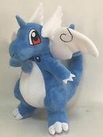"12"" Alola Dragonite Kairyuu Plush Wow Pokemon Anime Stuffed Toy Doll PNPL8355"