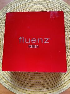 Fluenz Italian 1 & 2 Learning Discs-NIOB