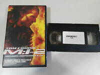 Mission Impossible 2 M:I:2 Tape VHS Collectors Tom Cruise Promo