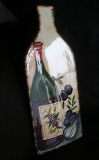 """Beautiful 12""""/30cm Long Italian Hand Painted Ceramic Tabletop Cheeseboard"""