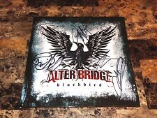 Alter Bridge Rare Signed Blackbird Vinyl 2 LP Mark Tremonti Myles Kennedy Creed