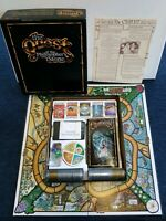 The Quest of the Philosopher's Stone (1986) Board Game 1st Edition Fantasy RPG