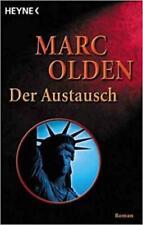 Marc Olden - Der Austausch #B1987213