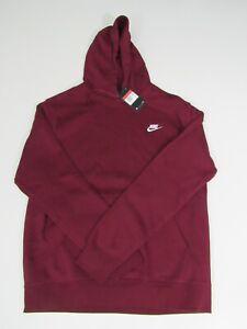 Nike Mens Sportswear Club Fleece Pullover Big and Tall BV2654-638 Nwt