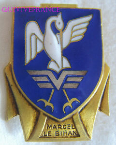 IN8261 - INSIGNE Marcel Le BIHAN, Dépanneur d'Aviation