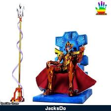 Jacksdo Saint Seiya Myth Cloth Poseidon Trône Throne Limité 100 Présalé