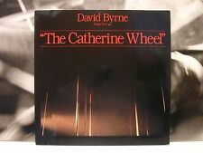 DAVID BYRNE - THE CATHERINE WHEEL LP EX+/NM GERMANY 1981 SIRE RECORDS