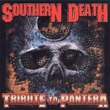 SOUTHERN DEATH Tribute to Pantera (CD 2000) 11 Song Heavy Metal ENERTIA DEMENTIA
