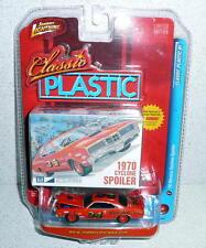 Johnny Lightning CLASSIC PLASTIC '70 MERCURY CYCLONE SPOILER *Unused MOC 2008