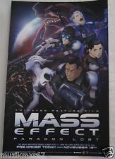 SDCC Comic Con 2012 Handout Animated Feature MASS EFFECT Paragon Lost poster