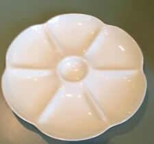 New!!Hutschenreuther Oyster Plate Blanca White Tavola Shape