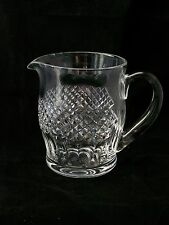 Waterford Cut Crystal Colleen Pitcher 32ozs