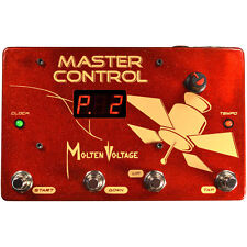 MASTER CONTROL MV-58 .:. MIDI Foot Controller .:. PedalBoard Clock and Brain