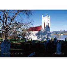 St Matthias Church & Tamar River 1000 piece Jigsaw by John Temple