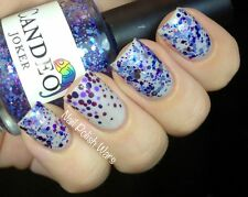 New! Candeo Indie nail polish lacquer in Joker