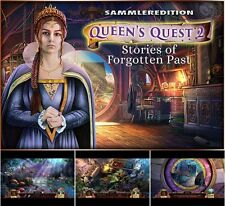 Queen's Quest 2-Stories of Forgotten past-edición coleccionista-PC/Windows